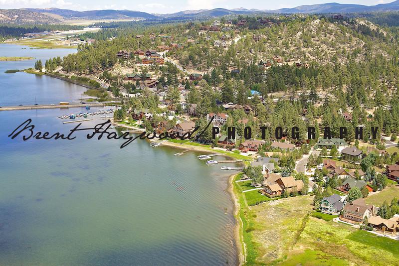 Big Bear Lake Aerial Photo IMG_9388