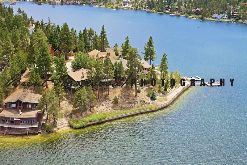 Big Bear Lake Aerial Photo IMG_9099