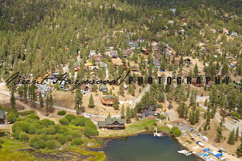 Big Bear Lake Aerial Photo IMG_9357