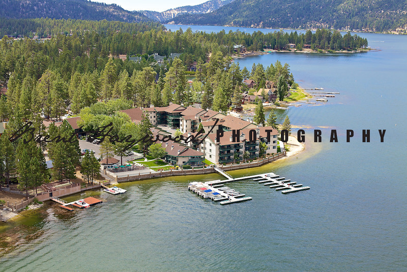 Big Bear Lake Aerial Photo IMG_9001