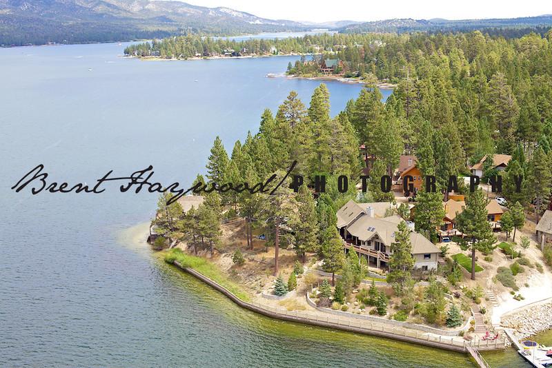 Big Bear Lake Aerial Photo IMG_9102