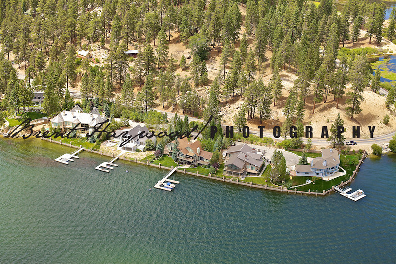 Big Bear Lake Aerial Photo IMG_9347