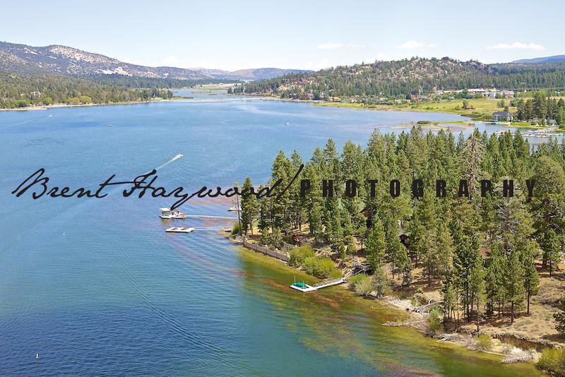Big Bear Lake Aerial Photo IMG_8956
