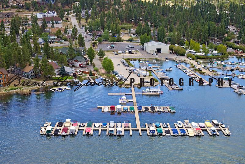 Big Bear Lake Aerial Photo IMG_8980
