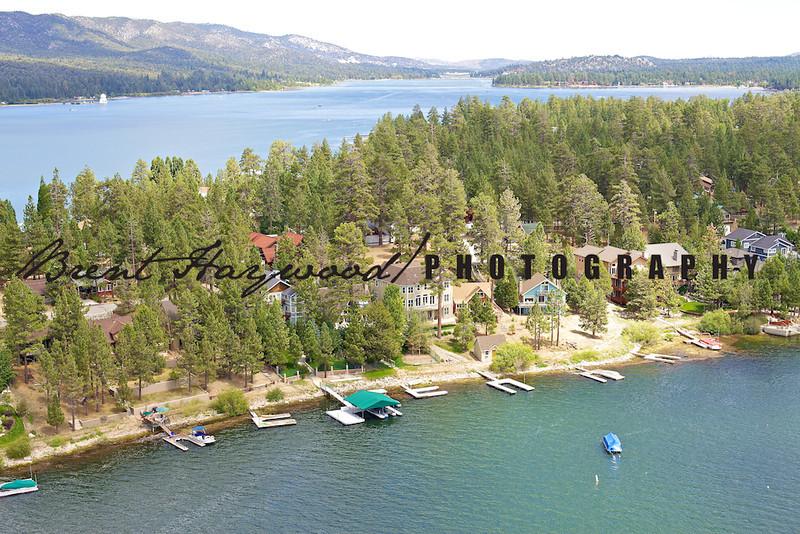 Big Bear Lake Aerial Photo IMG_9035