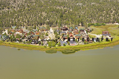 Big Bear Lake Aerial Photo IMG_8930