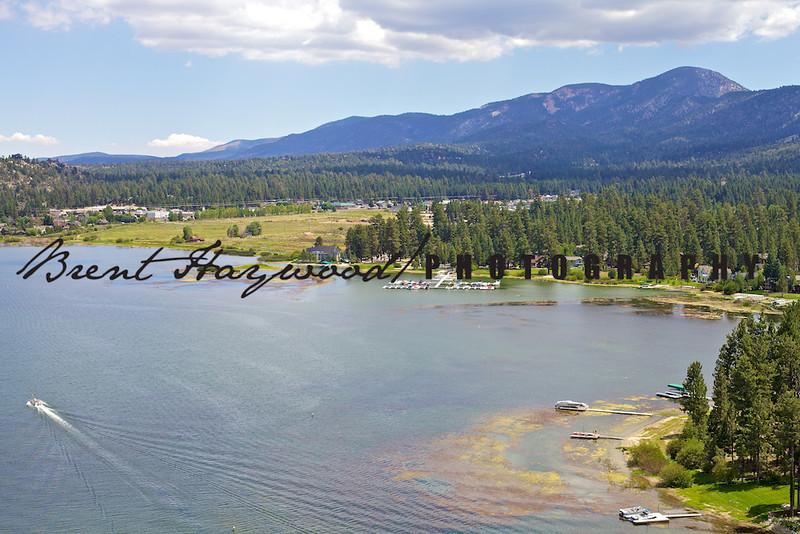 Big Bear Lake Aerial Photo IMG_8953