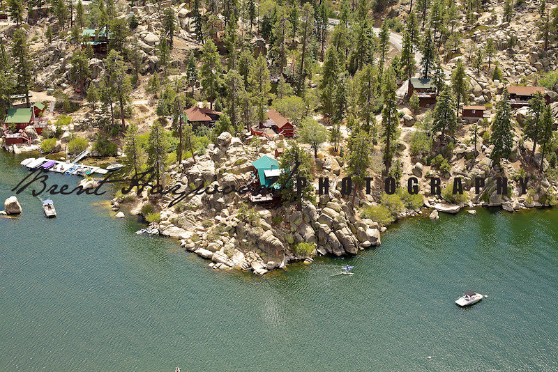 Big Bear Lake Aerial Photo IMG_9174