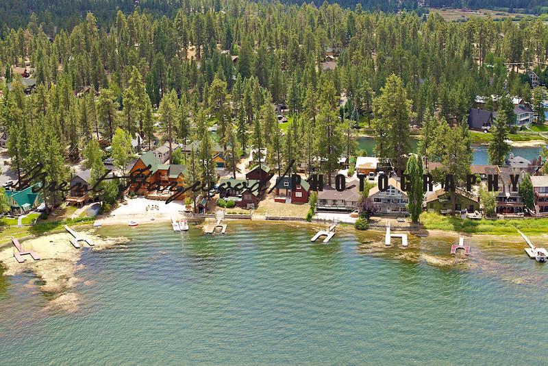 Big Bear Lake Aerial Photo IMG_9007