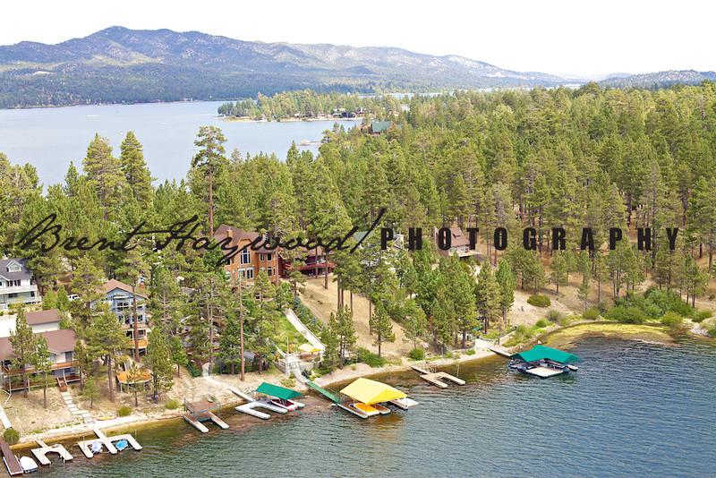Big Bear Lake Aerial Photo IMG_9107