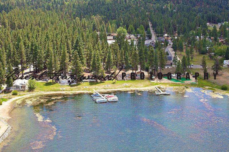 Big Bear Lake Aerial Photo IMG_8969