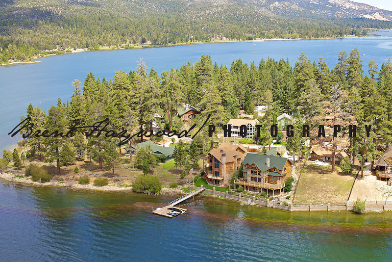 Big Bear Lake Aerial Photo IMG_8960
