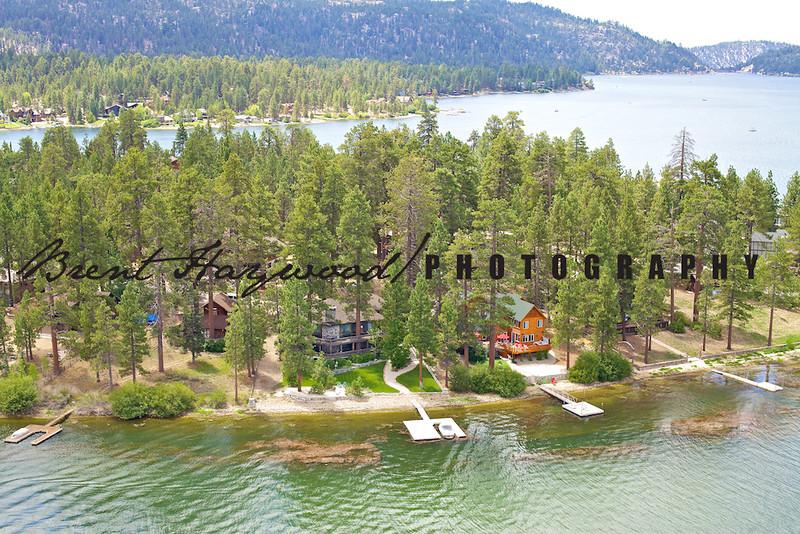 Big Bear Lake Aerial Photo IMG_9019