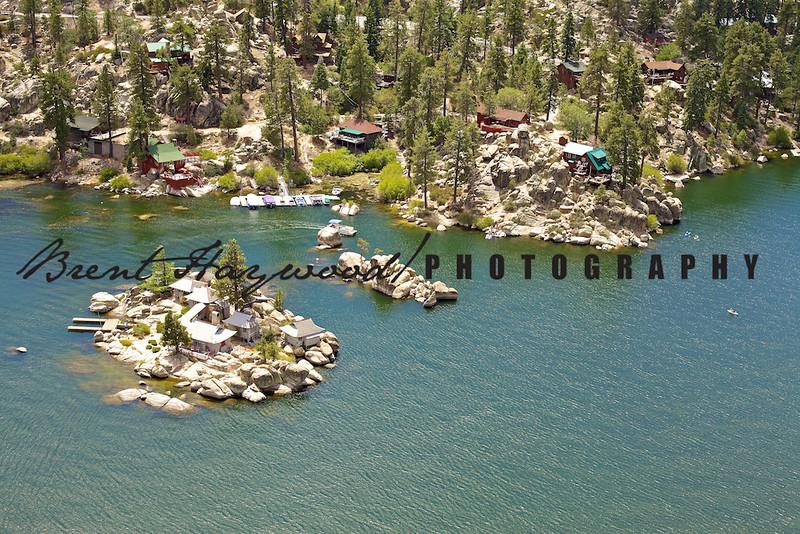 Big Bear Lake Aerial Photo IMG_9171
