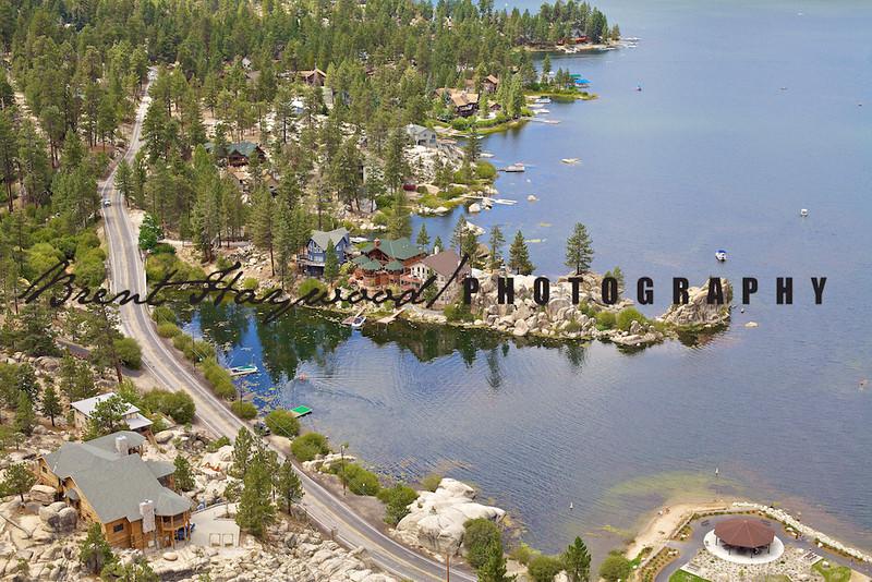 Big Bear Lake Aerial Photo IMG_9126