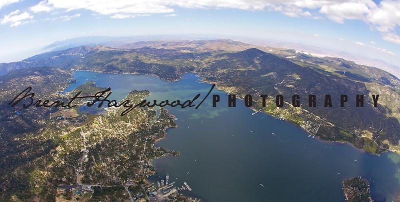 Big Bear Lake Aerial Photo IMG_4024