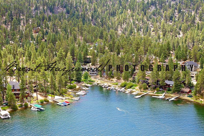 Big Bear Lake Aerial Photo IMG_9138