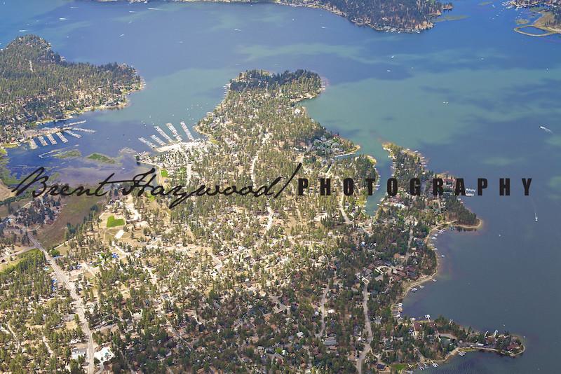 Big Bear Lake Aerial Photo IMG_9408