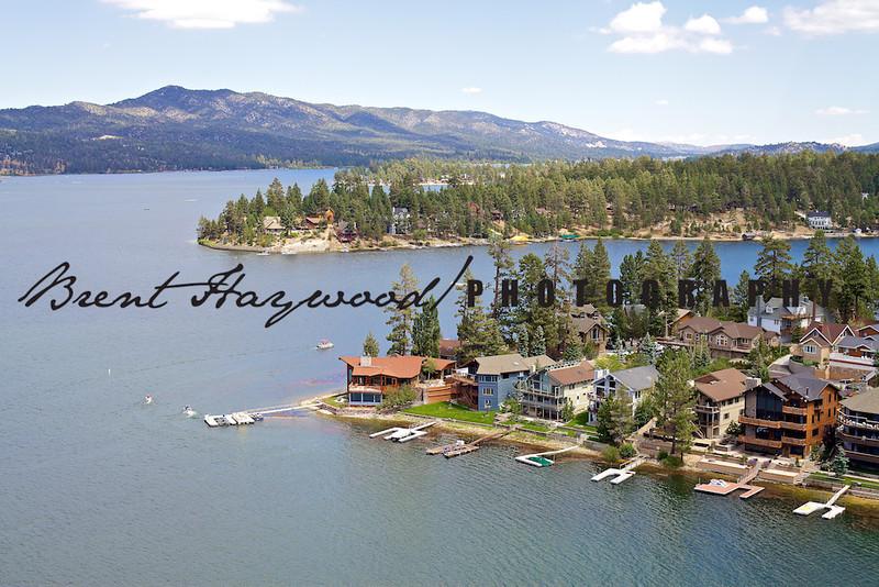 Big Bear Lake Aerial Photo IMG_9154