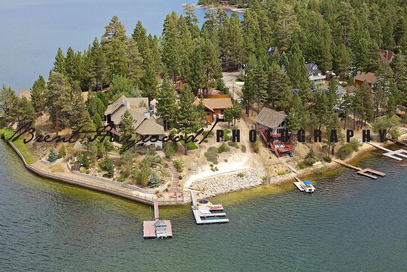Big Bear Lake Aerial Photo IMG_9104