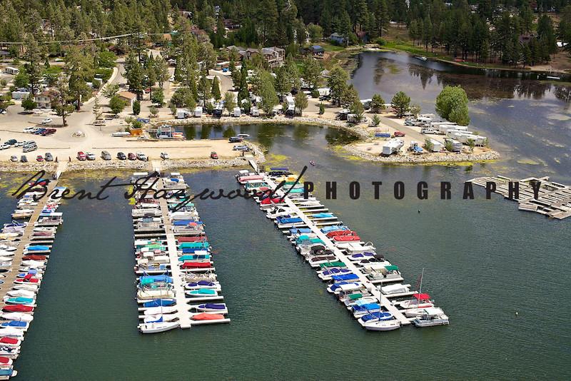 Big Bear Lake Aerial Photo IMG_9040