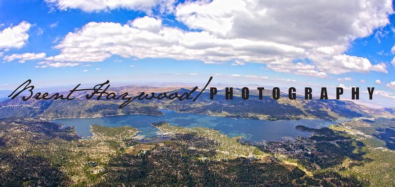 Big Bear Lake Aerial Photo IMG_3990