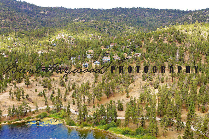 Big Bear Lake Aerial Photo IMG_9365