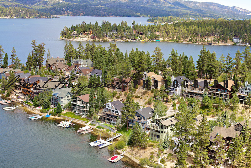 Big Bear Lake Aerial Photo IMG_9162