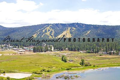 Big Bear Lake Aerial Photo IMG_8942