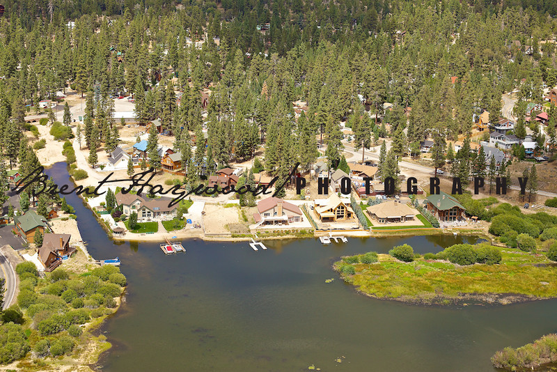 Big Bear Lake Aerial Photo IMG_9352