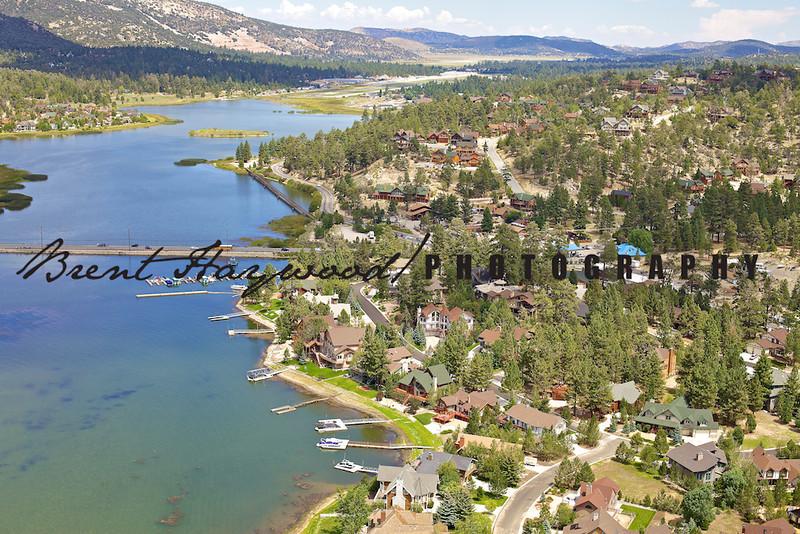 Big Bear Lake Aerial Photo IMG_9392