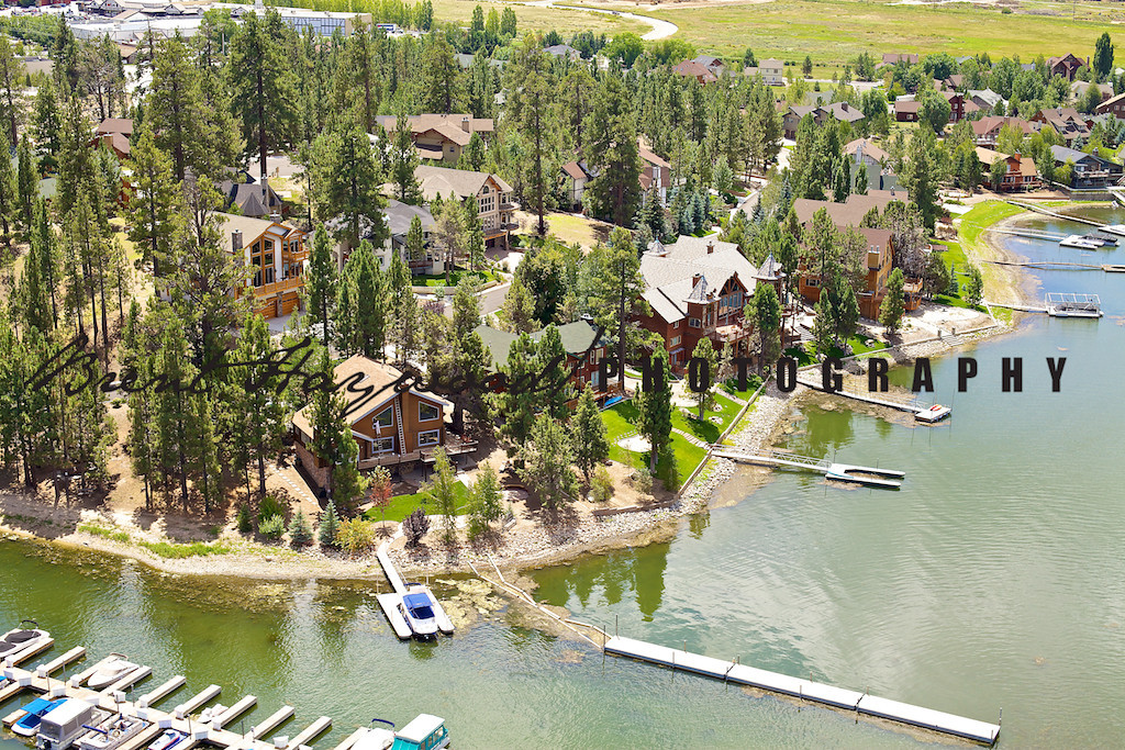 Big Bear Lake Aerial Photo IMG_8932
