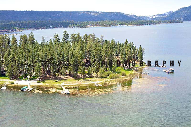 Big Bear Lake Aerial Photo IMG_8950