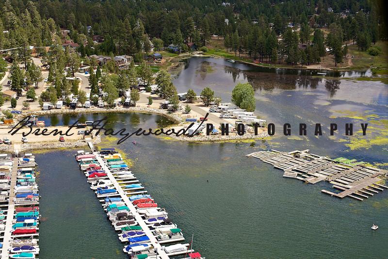 Big Bear Lake Aerial Photo IMG_9041