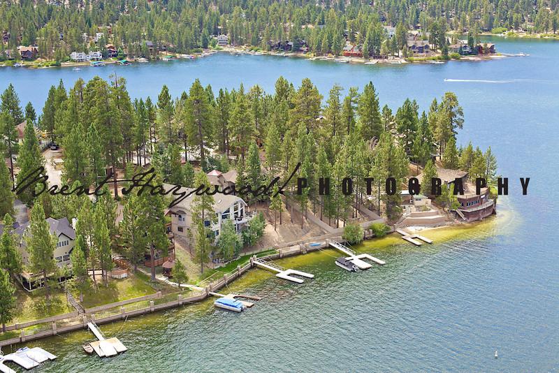 Big Bear Lake Aerial Photo IMG_9095