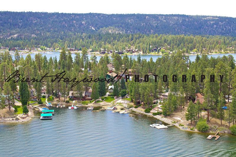 Big Bear Lake Aerial Photo IMG_9018