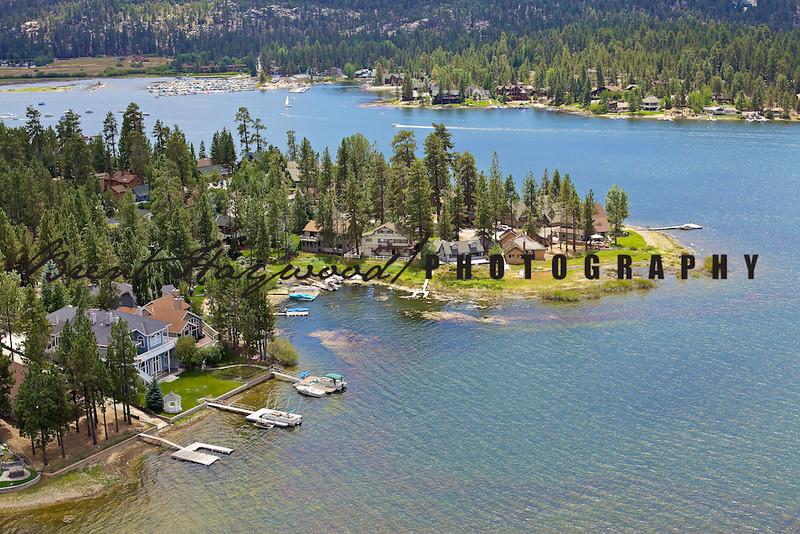 Big Bear Lake Aerial Photo IMG_9024