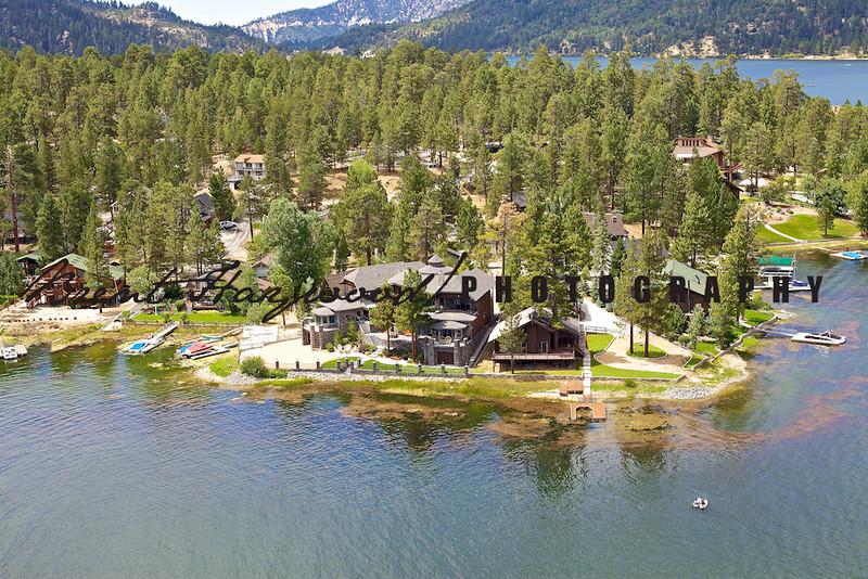 Big Bear Lake Aerial Photo IMG_9055