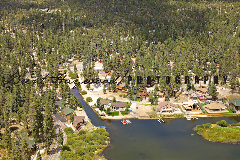 Big Bear Lake Aerial Photo IMG_9350