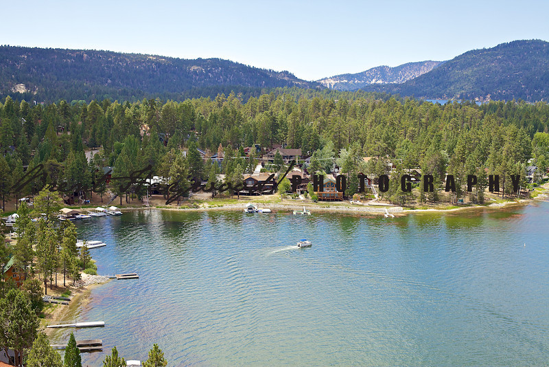 Big Bear Lake Aerial Photo IMG_8989