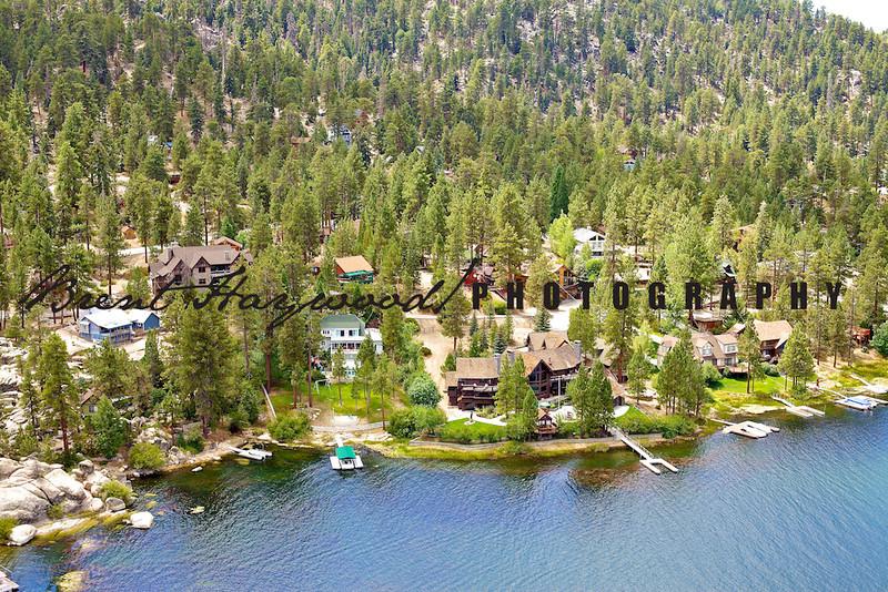 Big Bear Lake Aerial Photo IMG_9133