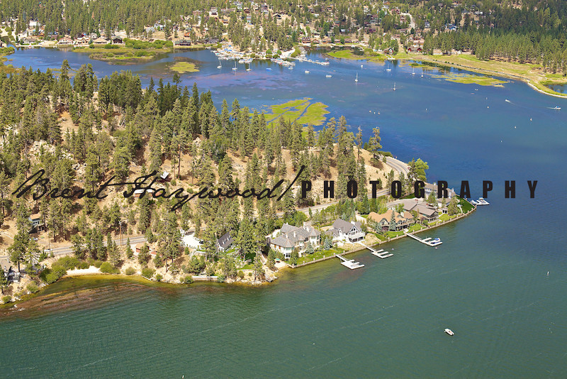 Big Bear Lake Aerial Photo IMG_9344
