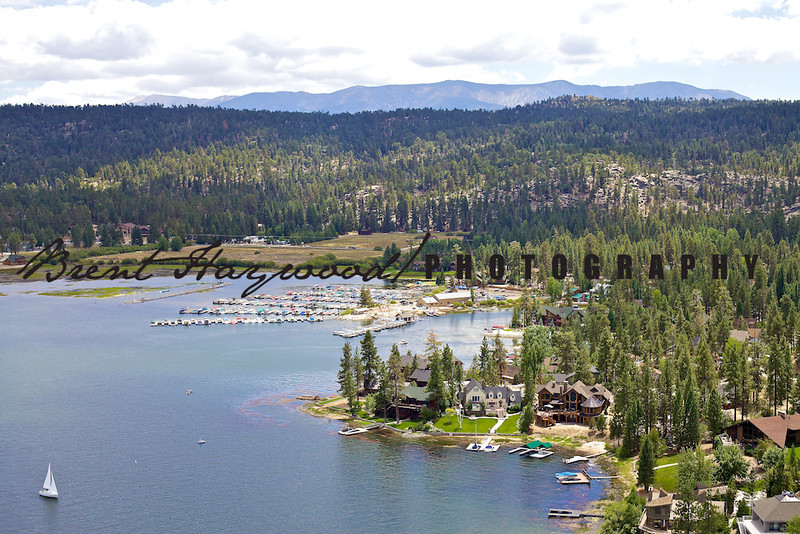 Big Bear Lake Aerial Photo IMG_9077