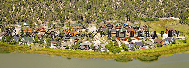 Big Bear Lake Aerial Photo IMG_8928