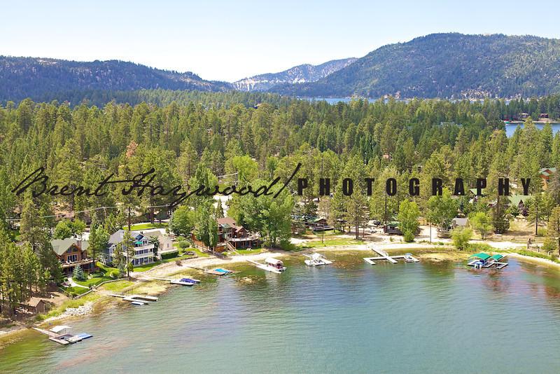 Big Bear Lake Aerial Photo IMG_8995