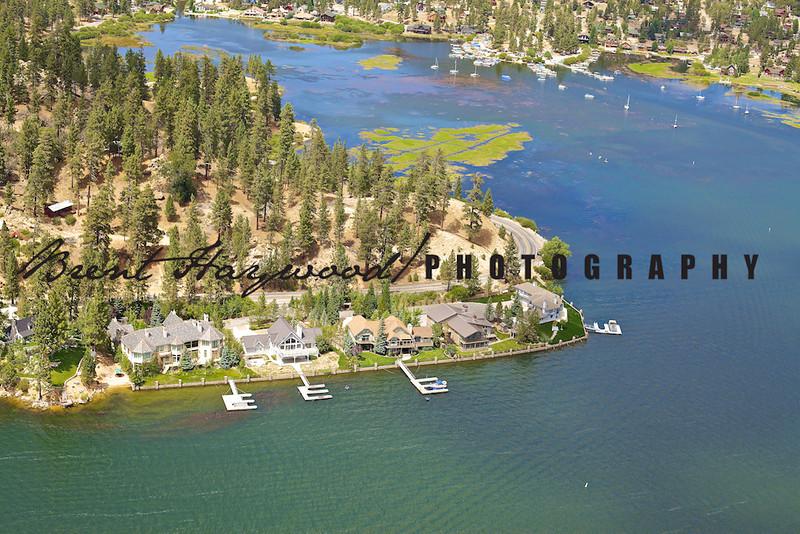 Big Bear Lake Aerial Photo IMG_9345
