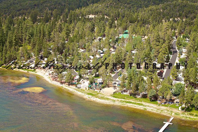 Big Bear Lake Aerial Photo IMG_9386