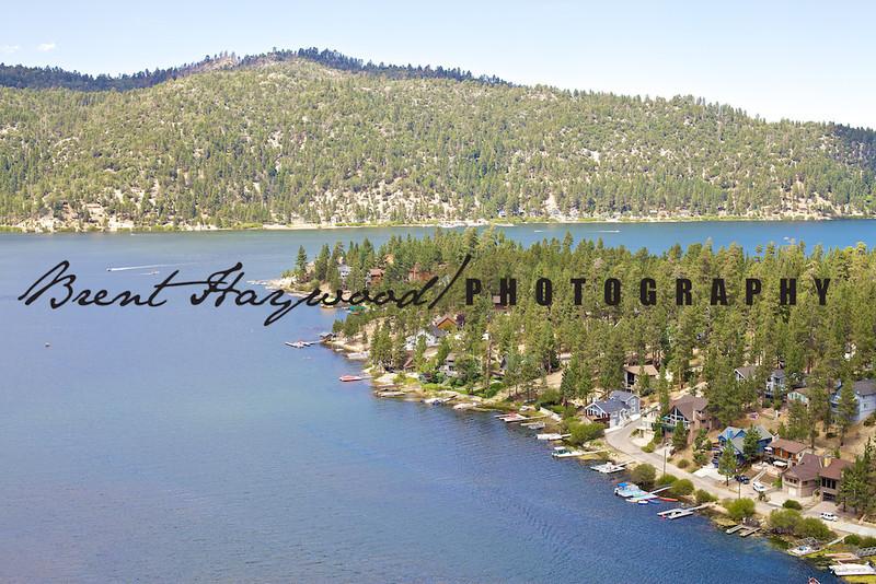 Big Bear Lake Aerial Photo IMG_9120