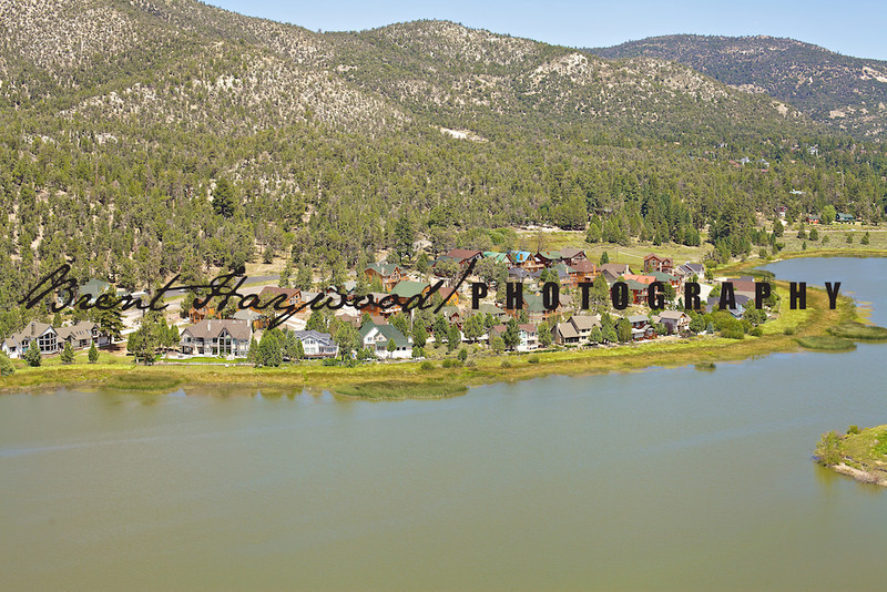 Big Bear Lake Aerial Photo IMG_8921