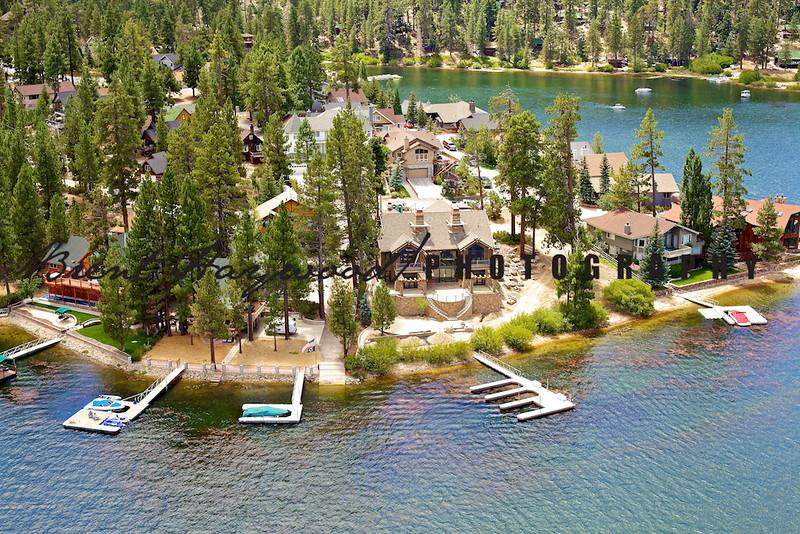 Big Bear Lake Aerial Photo IMG_9142
